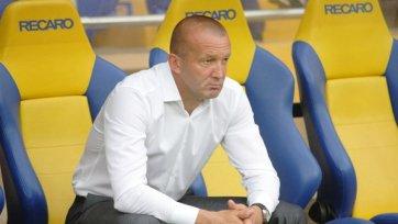 Григорчук может возглавить российский клуб