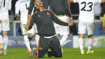 «Реал» собирается продлить контракт с Бензема