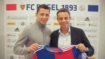 «Спартак» официально подтвердил переход Сухи в «Базель»