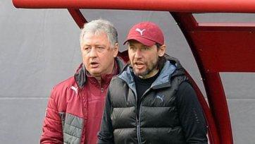 Маминов больше не является тренером «Рубина»
