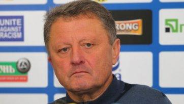 Маркевич собирается провести точечное усиление «Днепра»