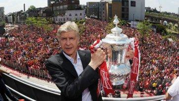 Официально. Арсен Венгер продлил контракт с «Арсеналом»