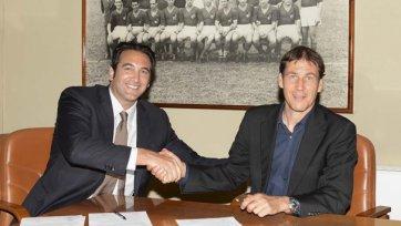 Официально. Руди Гарсия продлил контракт с «Ромой»
