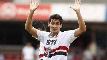 «Милан» готов выложить за Гансо 25 миллионов