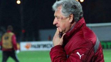 Билялетдинов: «Я хотел видеть Торбинского в команде, но его не устроили условия»