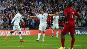 Англия в матче против Перу проблем не испытала