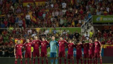 Испания на классе обыграла Боливию