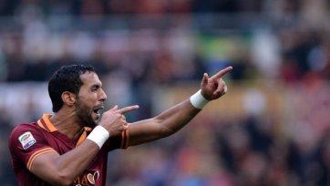 «Рома» отпустит Бенатью лишь за 60 миллионов евро