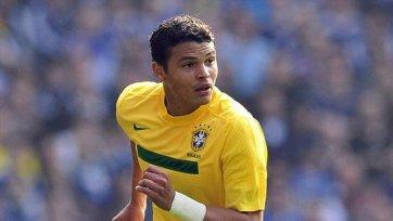 Тьяго Сильва хочет финал Бразилия – Франция