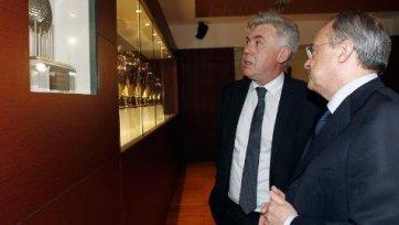 «Реалу» нужен центральный полузащитник и форвард