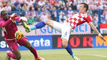 Хорватия минимально одолела Мали