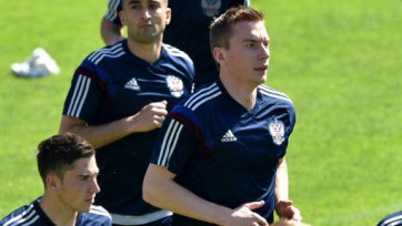 Семенов дебютировал за национальную команду