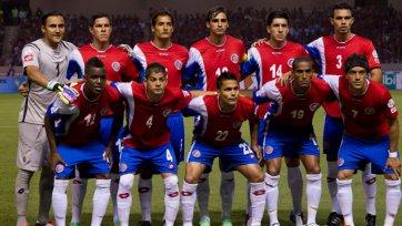 Коста-Рика определилась с окончательной заявкой