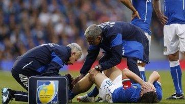Монтоливо пропустит Чемпионат мира