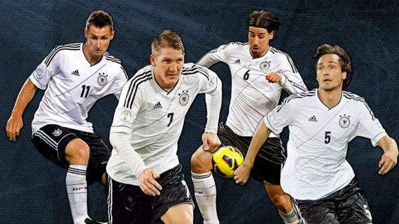 Очевидное и невероятное – сборная Германии. Часть 2