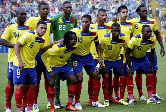Группа Е. Откуда Эквадор будет черпать силы?