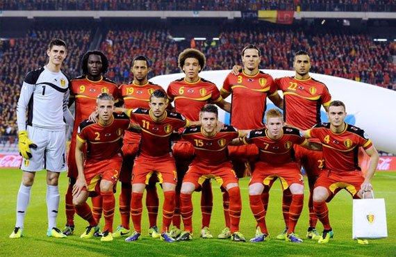 Группа H.  Сможет ли сборная России отомстить бельгийцам за 1986-й год?