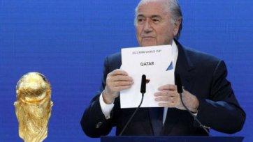 Катар получил право проведения ЧМ-2022 года путем подкупа чиновников ФИФА