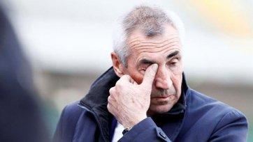 «Лацио» останется без главного тренера