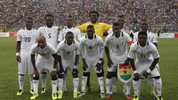 Главный тренер сборной Ганы назвал фамилии счастливчиков