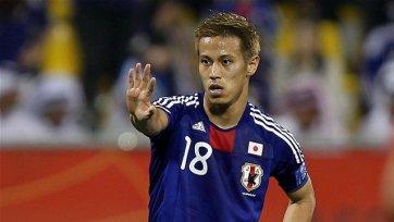 Хонда: «Японцы полны веры в самих себя»