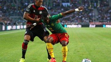 Германия расписала мировую с Камеруном