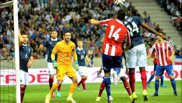 Франция и Парагвай победителя не выявили