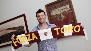 «Торино» переподписало Чезаре Бово