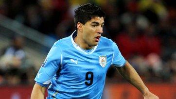 Врачи сборной Уругвая довольны быстрым восстановлением Суареса