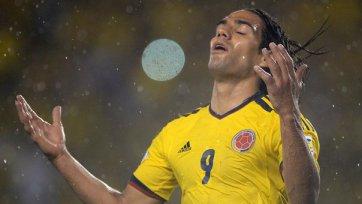 Фалькао не поедет в Бразилию!