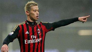 Если Индзаги возглавит «Милан», Хонда покинет клуб