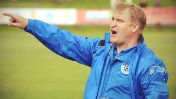 В «Динамо» новый тренер