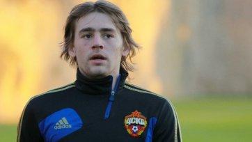 Кирилл Панченко по-прежнему остается в «Томи»