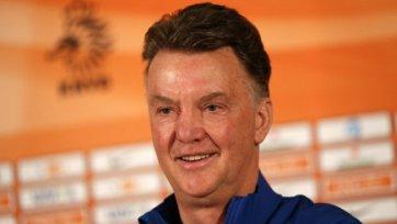 Ван Гаал: «В раздевалке нашей сборной царит отличная атмосфера»