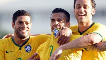 Бразилия разгромила Панаму