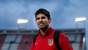 Диего Коста отказался продлевать контракт