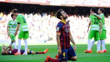 «Челси» бороться за Фабрегаса не будет