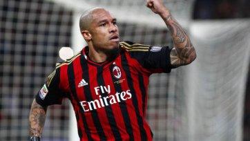 Найджел де Йонг: «Надеюсь Зеедорф останется у руля «Милана»