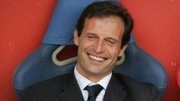 Массимилиано Аллегри может встать у руля «Лацио»