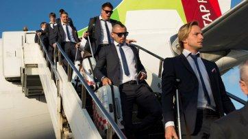 Хорваты прибыли в Бразилию