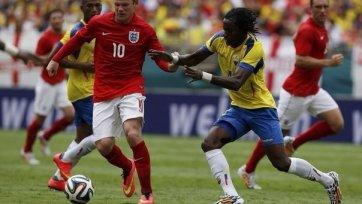 Эквадор и Англия победителя не выявили