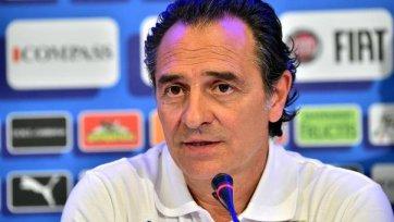 Пранделли: «В матче с Люксембургом пробовали разные схемы»