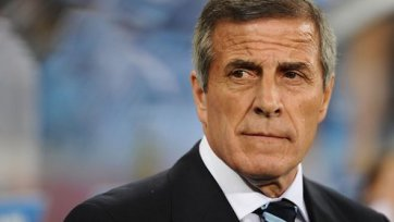 Табарес: «Уругвай прибавляет от матча к матчу»