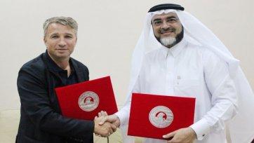 Официально: Петреску подписал контракт с «Аль-Араби»