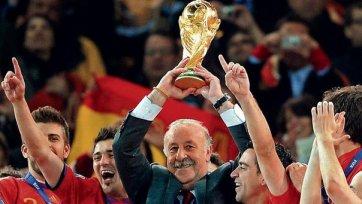 Дель Боске: «Испания снова может стать чемпионом мира»