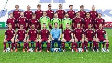Победа и ничья опустили Россию в рейтинге ФИФА на строчку ниже