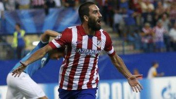 Арда Туран: «Мне очень нравится в «Атлетико»