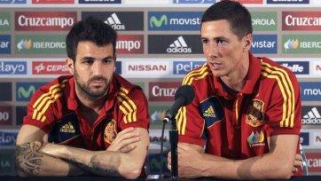 Фернандо Торрес: «За счет Фабрегаса «Челси» прибавил бы в контроле мяча и созидании»