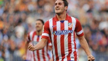 Руководство «Атлетико» наложило вето на трансфер Коке