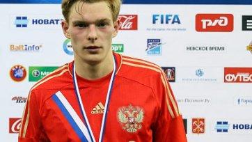 Могилевец заменит Широкова в заявке сборной